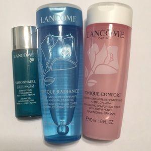 Lancome Tonique Confort & radiance toners